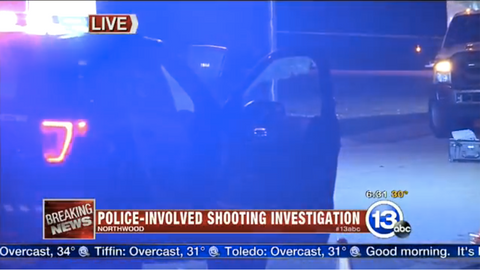 Suspect Killed After Opening Fire on Ohio Officers