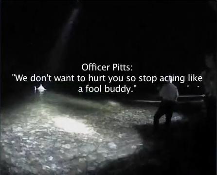 Ohio Officer TASERs Knife Wielding Murder Suspect