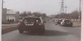 Omaha Pursuit Leads to Gunfight