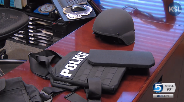 Utah Agency Buys Rifle Protection for Officers