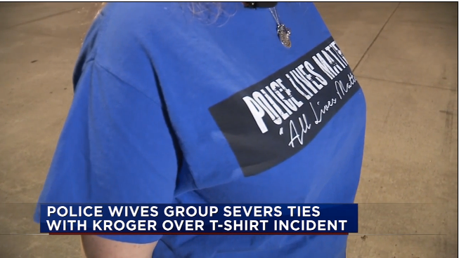 Police Wife, Officer Refused Service at Kroger Stores in TX, LA