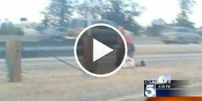 Homeless Woman Sues CHP Over Videoed Force Incident