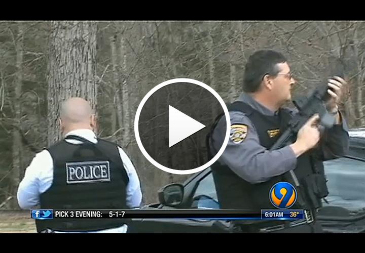 N.C. Man Kills Forest Service Officer, K-9 During Manhunt