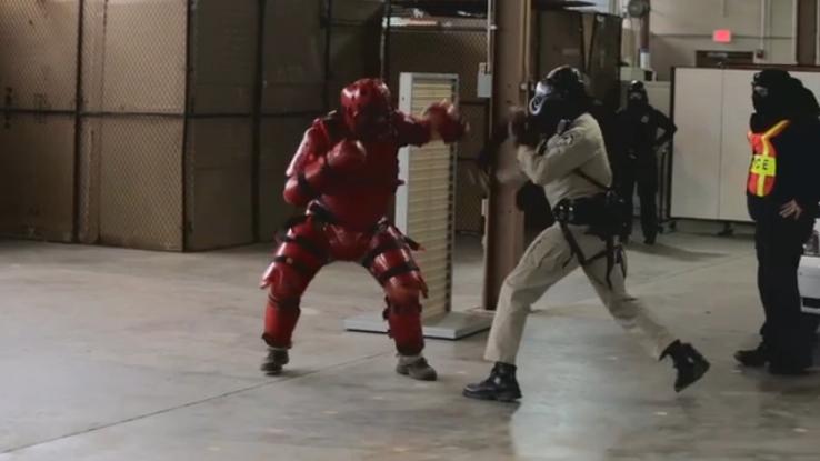 Philly Police Training Emphasizes De-Escalation Tactics