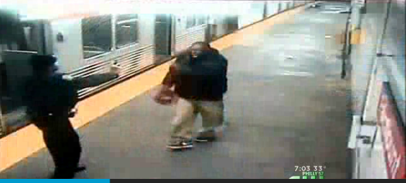 Civilians Help Philly Transit Officer Win Brutal Fight