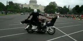 Philadelphia Police Motor Drill Team