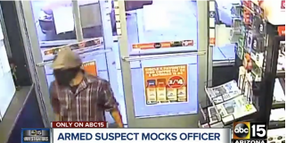 Phoenix Officer Under Investigation for Allegedly Failing to Report Robbery Attempt