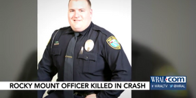 North Carolina Officer Killed in Crash with Truck Parked in Road