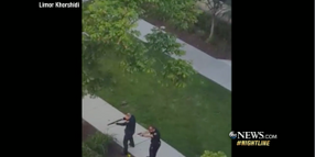San Diego Police Respond to Pool Party Shooter