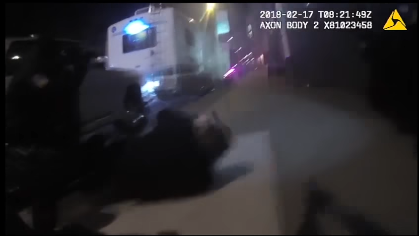 San Francisco Releases Footage of Gunfight Between Officers and Homicide Suspect