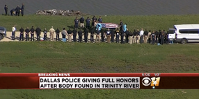 Body Recovered in Dallas Creek Believed to Be SMU Officer Swept Away in July Flood