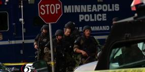 Minneapolis SWAT Dumping Camo Uniforms to Minimize Militarized Look