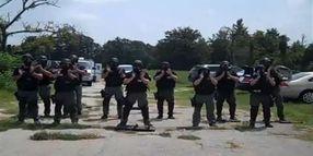 Pennsylvania SWAT Team's Chicken Dance