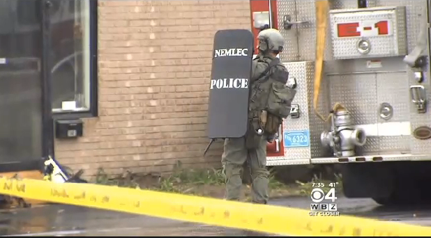 Massachusetts Man Throws Explosives at Police, Found Dead After SWAT Standoff