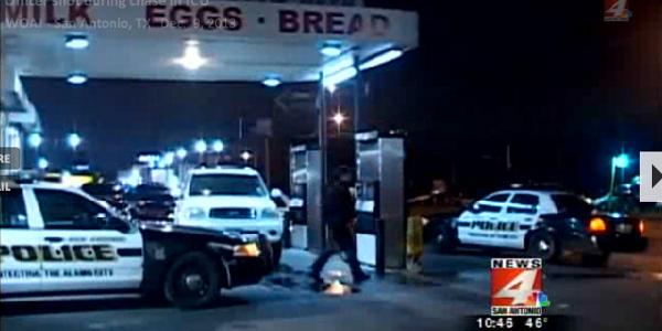 San Antonio Officer Shot in Head, Critical