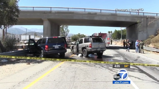 California Deputies Shoot Wrong-Way Driver from Helicopter, Ending Vehicle Pursuit
