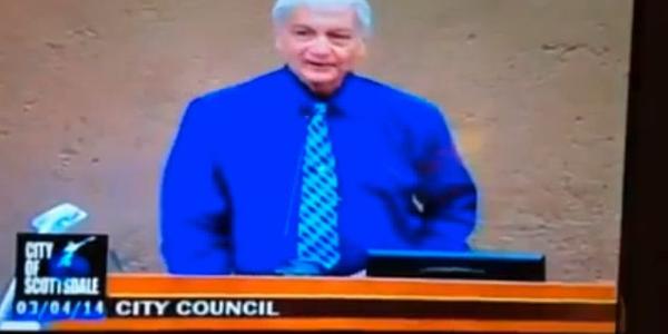 Ariz. Mayor Refuses Moment of Silence for Slain Phoenix Officer