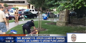 Grand Jury Says No Charges for Texas Officer in Pool Party Incident