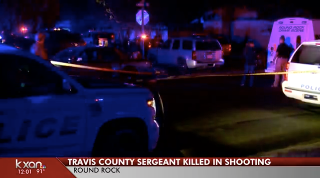 Texas Sheriff's Sergeant Killed by Burglary Suspects at Home