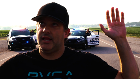 NASCAR Champ Tony Stewart Makes Cameo in Indiana Lip-Sync Challenge Video