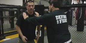 Officer Safety Training Tip: Ideal Stance for Balance