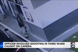 Texas Officer Shoots Gun from Suspect's Hand