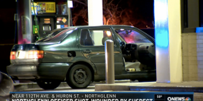 Colorado Officer Shot at Traffic Stop, Saved by Vest