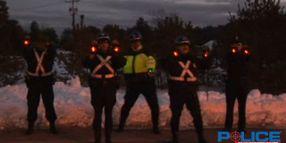 Brite-Strike: Traffic Safety Gloves