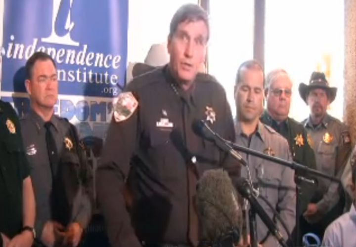 Colo. Sheriffs Announce Gun-Rights Lawsuit
