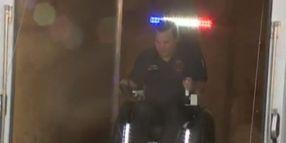 Ariz. 'Cop Car' Wheelchair