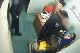 Iowa Cop Punches Shoplifter