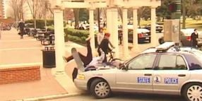 Va. Teen Accidentally Hit By Patrol Car