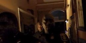 Ga. Deputies Probed for Home Entry