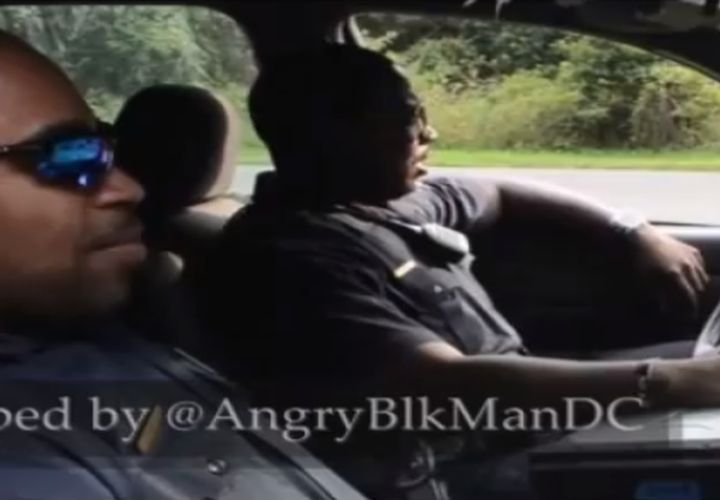 Md. Officers' 'Driving While Black' Spoof
