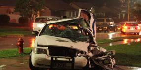 Fatal Officer Crash In Ohio