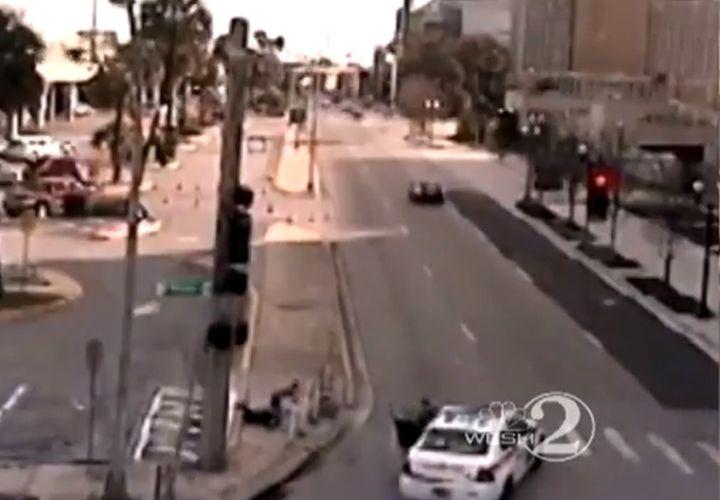 Fla. Cop Strikes Pedestrian, Leaves Scene