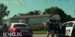 Fla. Cops Return Fire After Pursuit