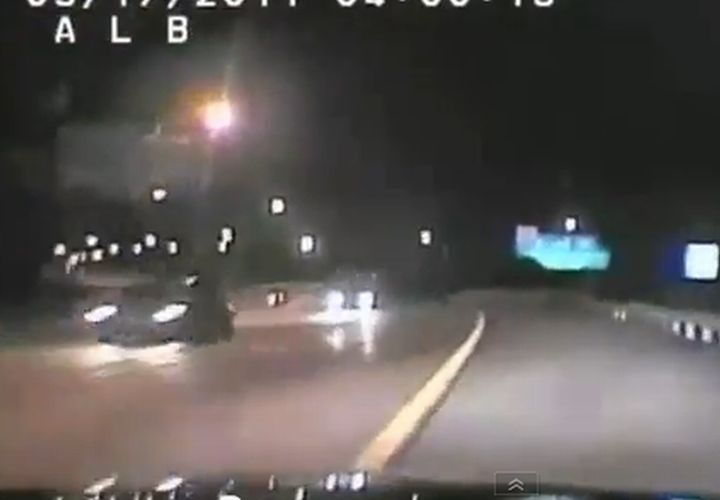 Fla. Trooper's 100 mph Wrong Way Pursuit