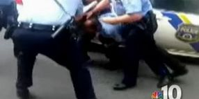 Forceful Arrest In Philly
