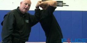 Handcuffing with Hands On the Head