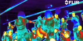 Harlem Shake: FLIR Thermal Style