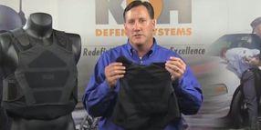 Product Demo: KDH's Transformer Body Armor