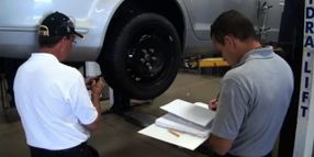 Aftermarket Police Tire Evaluation