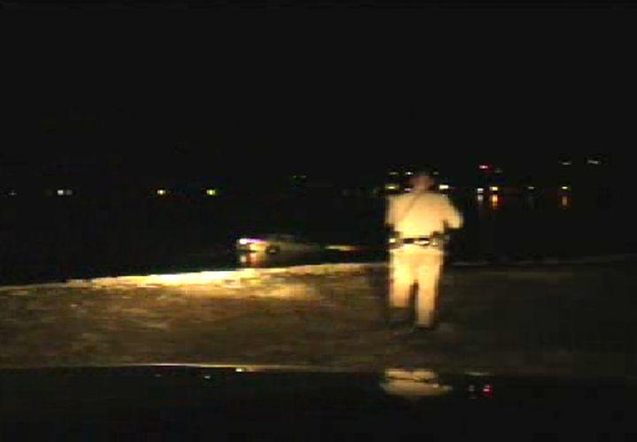Mo. Cop Saves Drowning Woman