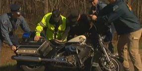 Mass. Motor Deputy's Fatal Wreck