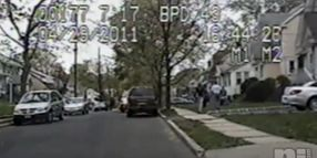 N.J. Cop Interrupts 'Excessive Force'