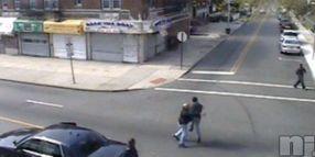 N.J. Cops Take Down Robbery Suspect