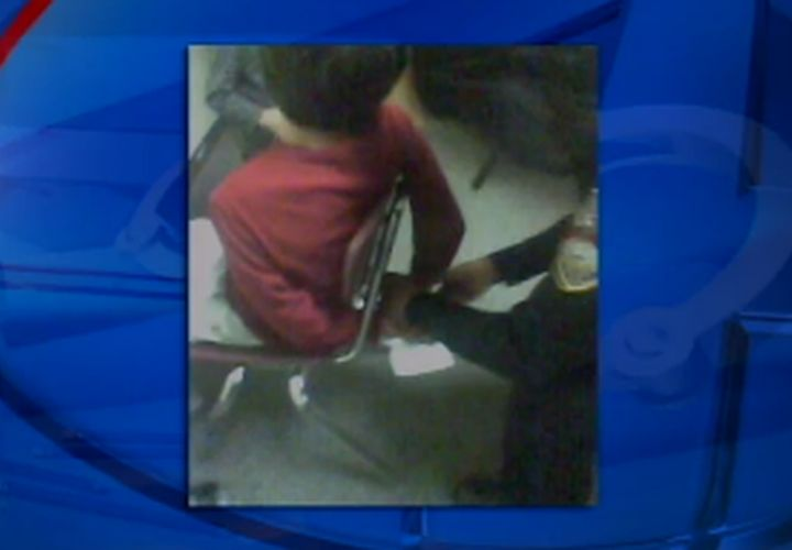 Albuquerque Student Handcuffed