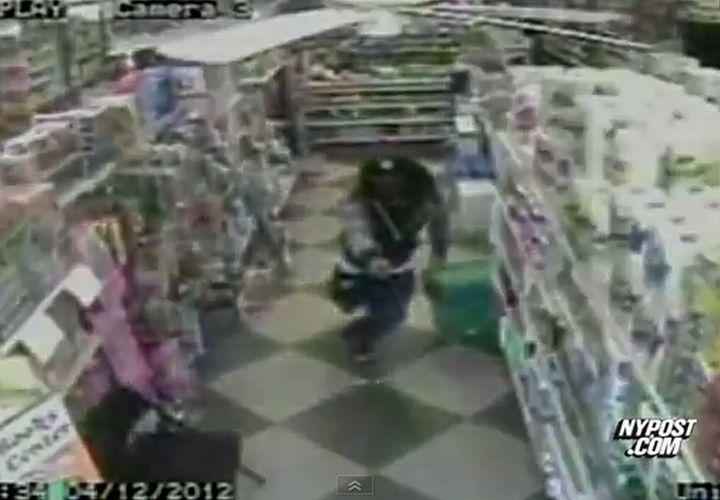 Retired NYPD Lt. Stops Pharmacy Robber
