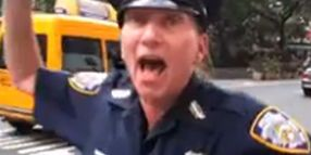 NYPD Cop To Street Vendor: 'Blow Me'